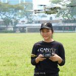 Penerbang Drone Perempuan