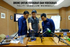 Drone untuk fotografi dan videografi