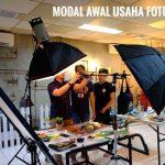 Modal Awal Usaha Fotografi