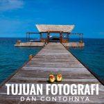 Tujuan Fotografi Dan Contohnya