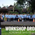Worksop Drone KEMENHUB Sentul Bogor