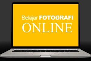 belajar online fotografi