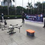 Drone Untuk Pencegahan COVID 19