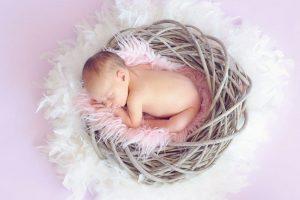 tips foto bayi di rumah