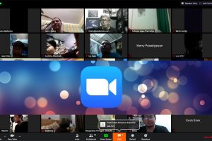 zoom video conference photographer