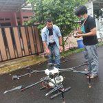 Jenis Drone Untuk Penyemprotan Disinfektan Corona Dan Sejenisnya