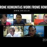 Drone Komunitas Work From Home