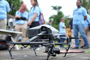 drone perkebunan dan pertanian