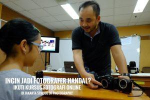 sekolah fotografi online jakarta