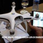 Drone Jarang Terbang Jangan Lupa Di Charger