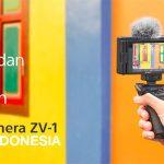 Sony ZV-1 Camera Pocket dan buat vlog terbaik- Review Indonesia