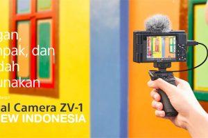 sony camera zv 1 indonesia