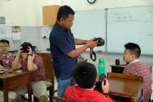 Pengajar Jakarta School of Photography