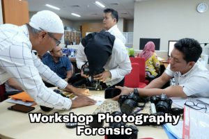 Workshop photography forensic
