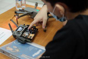 belajar drone mavic air 2