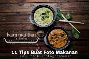 11 tips buat foto makanan jadi lebih instagrammable