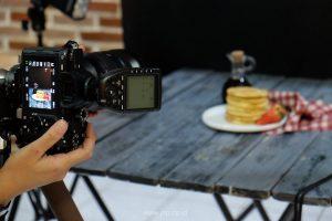 teknik food fotografi