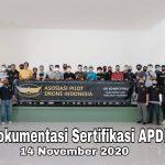 Sertifikasi Pilot Drone APDI 14 November 2020 by Jakarta school of photography