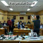 Pengenalan Dasar Training Pelatihan Drone Jakarta