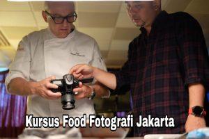 Kursus food fotografi jakarta