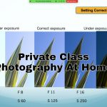 Private Class Photography At Home