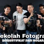 Sekolah Fotografi Bersertifikat Dari Negara