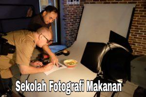 Sekolah fotografi makanan