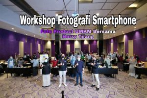 Workshop fotografi smartphone