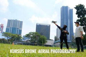 Kursus drone aerial photography