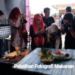 Pelatihan Fotografi Makanan