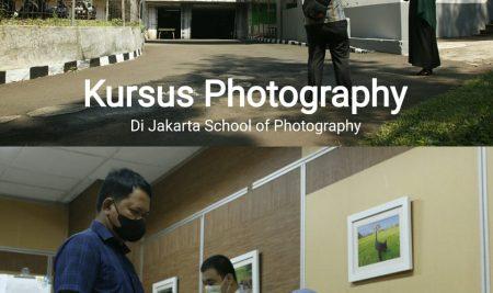 Kursus Photography di Jakarta School of Photography
