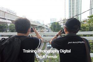 Training photography untuk pemula