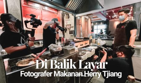 Di Balik Layar Fotografer Makanan Herry Tjiang