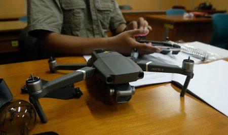 Training Drone Untuk Kementrian Pertanian